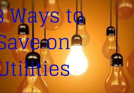 13 Ways to Cut Your Utility Bills