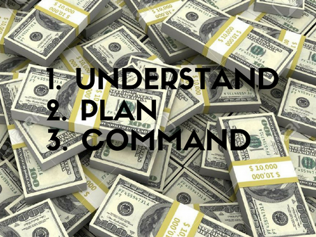 3 Steps to Take Control of Your Finances!