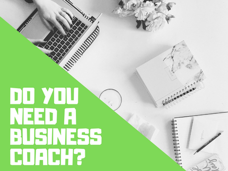 Do You Need a Business Coach?