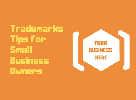Trademark Tips for Small Business Owners