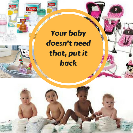 5 Tips to Cut Costs on Infant Spending