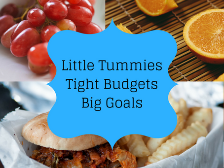 Snacks for Small Bellies & Small Budgets