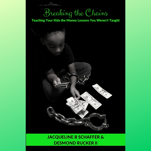 Breaking the Chains: Teaching Your Kids the Money Lessons You Weren't Taught