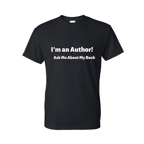 I'm An Author Shirt