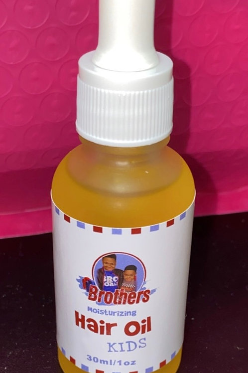 Brothers Hair Oil