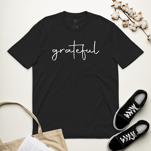 Grateful Unisex recycled t-shirt