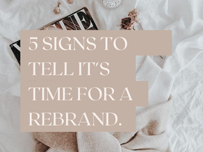 Is Your Business Ready For A Rebrand?
