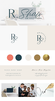 Brand Design Package #1