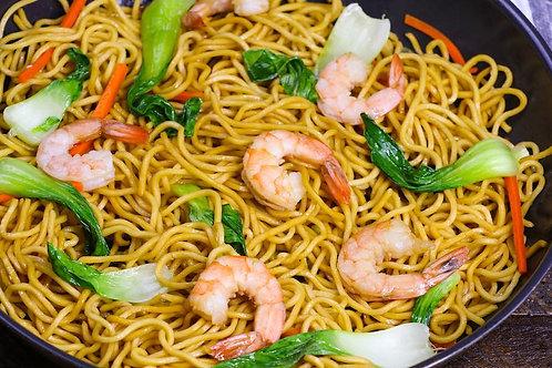 海老チャウミン(Shrimp Chowmein)