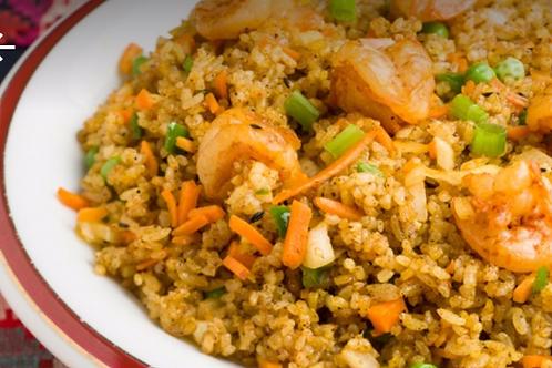 海老フライドライス(Shrimp Fried Rice)