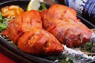 タンドリーチキン(Tandoori Chicken)1pc