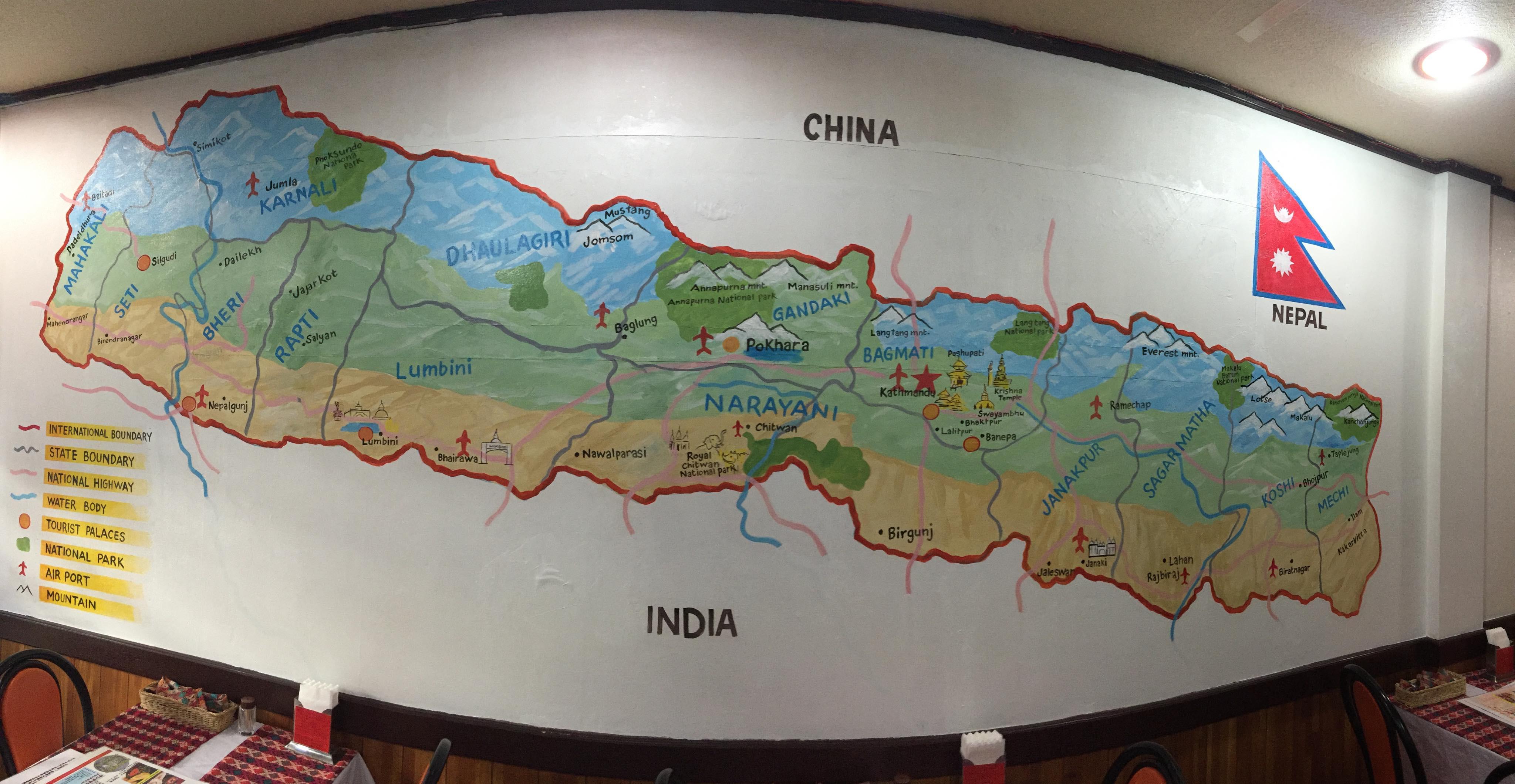 ネパールツアー相談