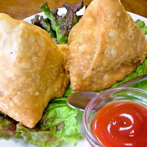 野菜サモサ(Vegetable Samosa)