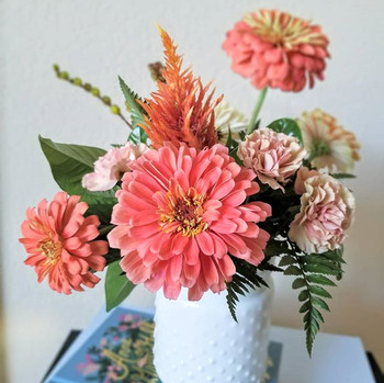 Simple, beautiful flowers. Such a lovely