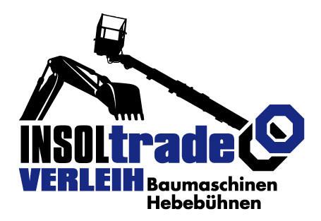 Logo-Insoltrade Baumaschinen und Hebebühnen Verleih