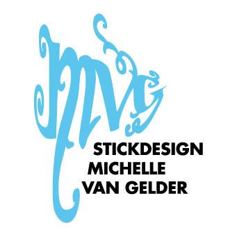 Stickdesign Van Gelder - Logo