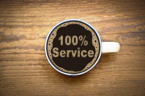 Cabos Kaffeemaschine Wartung/Pflege