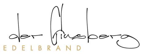 Logo der Ginsberg - Edelbrand