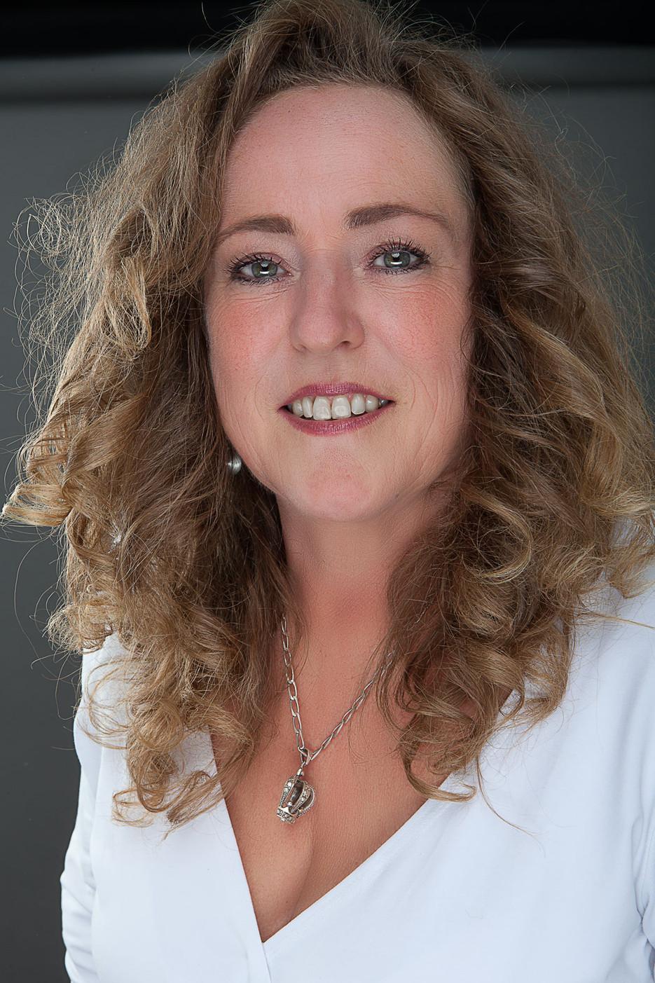 Business Portrait Michelle Van Gelder