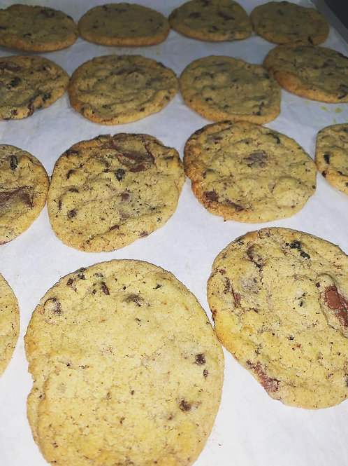 JumboVegan Cookies