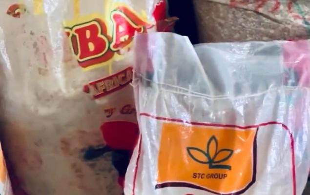 Donation of foodstuffs to 40 widows in Elewure, Ibadan, Oyo state, Nigeria on Feb 17,2021.