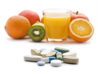 Best source of vitamins: Your plate, not your medicine cabinet