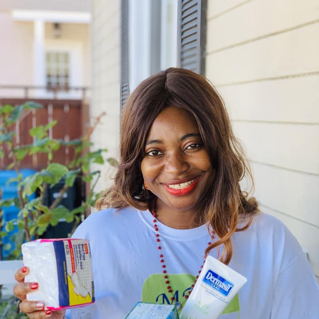October 8, 2018: Donation of personal care products to the less priviledged at Samaritan House in San Mateo, California