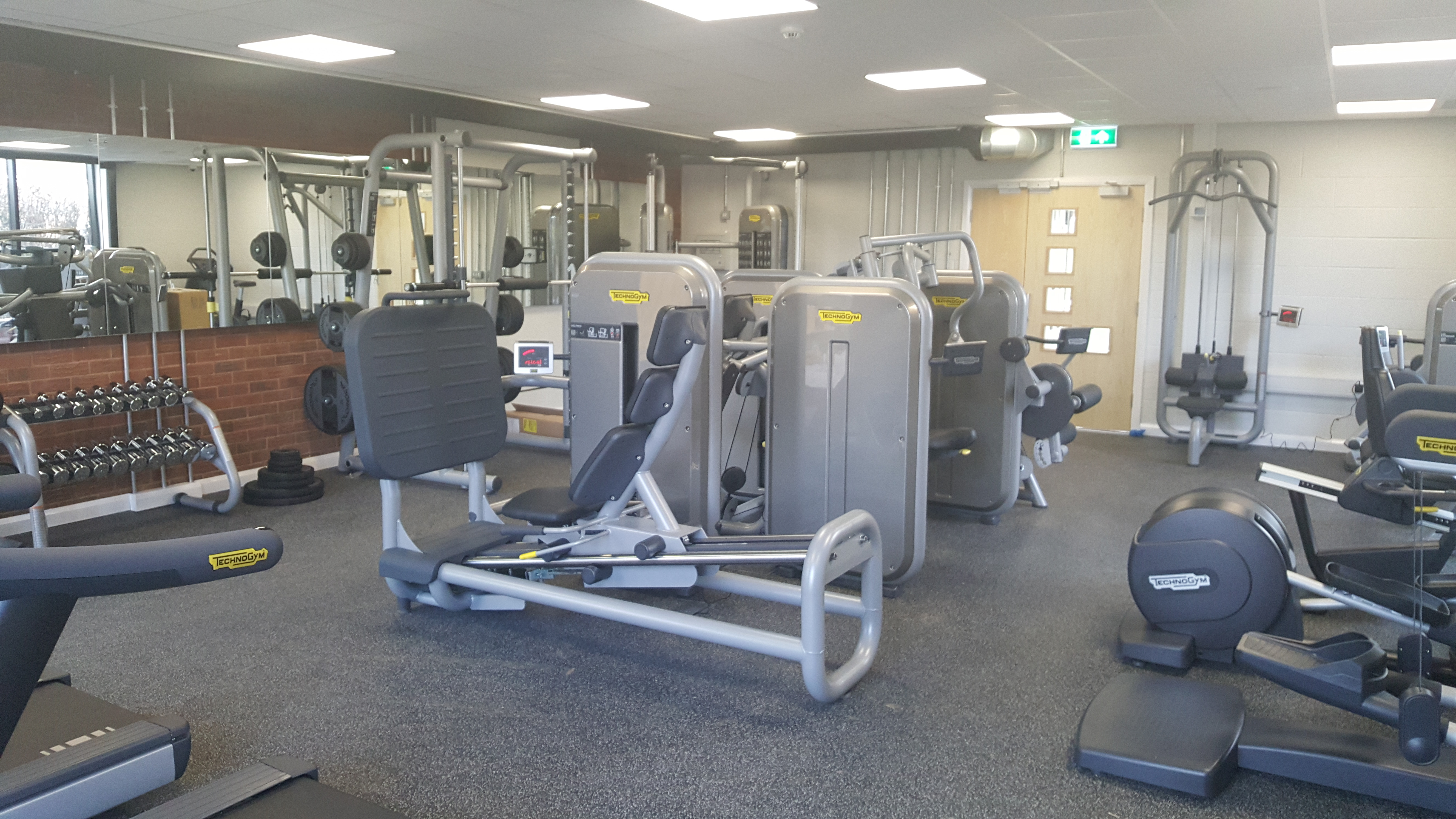 Duridge Bay Fitness Centre