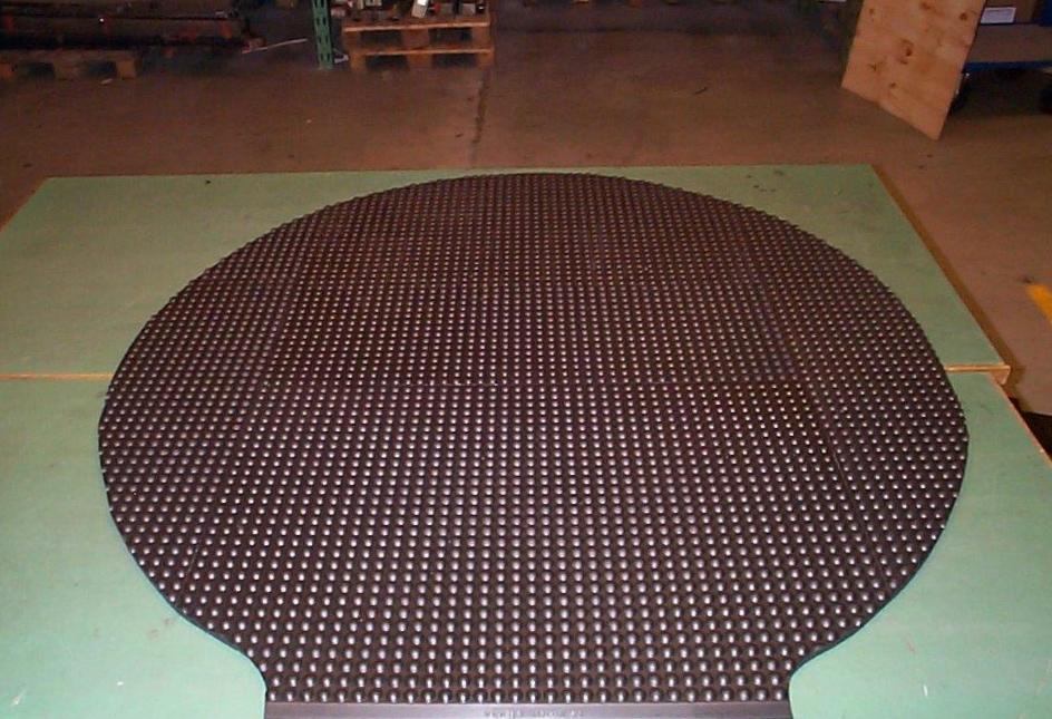 Kundanpassad matta