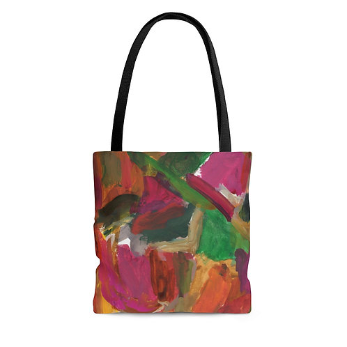 AOP Tote Bag by Andrea Goldsmith It Will Get Better