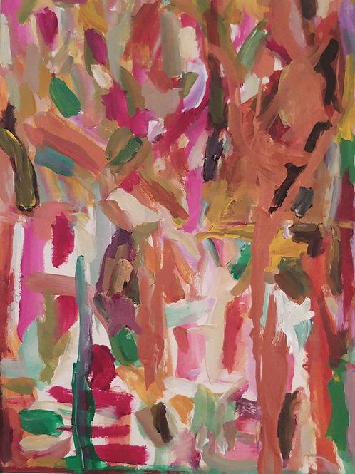 Confetti original painting
