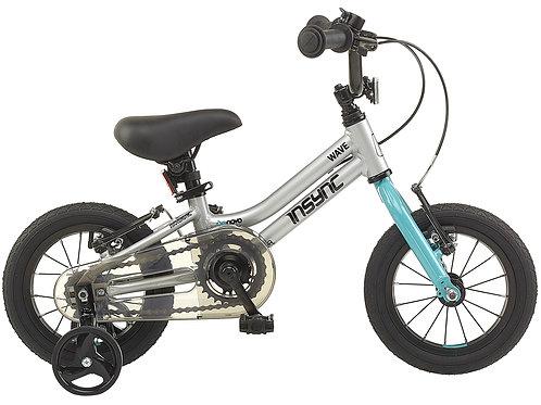 "De Novo Wave 12"" Wheel Unisex Alloy Bike"