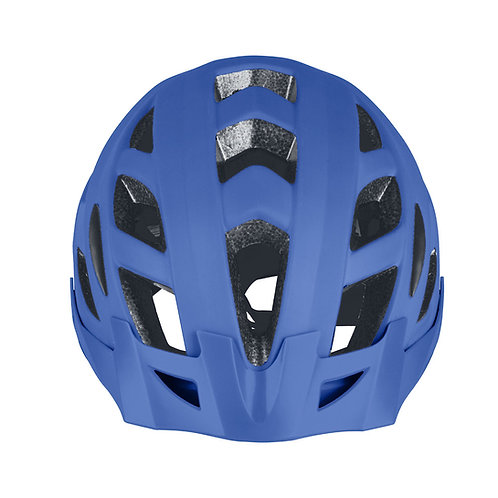 Metro V Led Helmet Blue