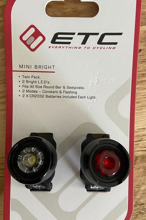 ETC Mini Bright Light Twinset
