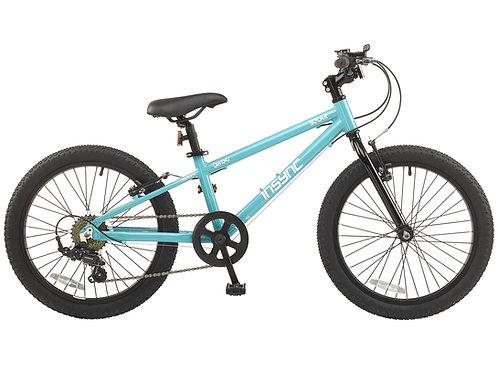 "De Novo Solar 20"" Wheel Unisex Mountain Bike"