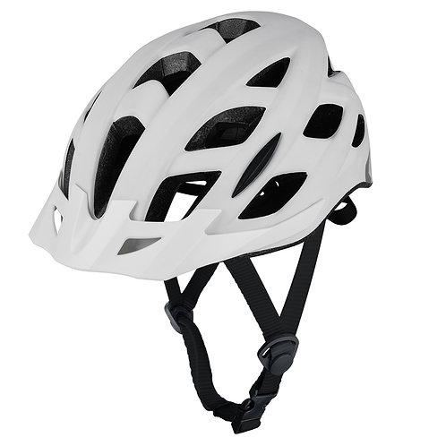 Metro V Led Helmet White