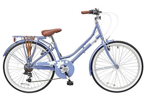 "Viking Paloma Girls Traditional Dutch Bike 24"" Wheel"