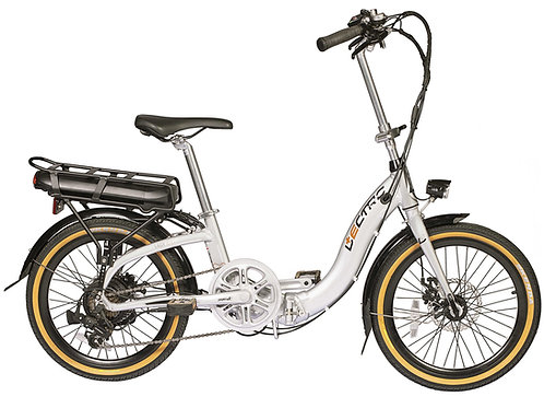 Lectro Easy Step Folding 36Volt 250w 7 Speed Electric Bike