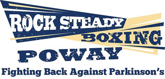 Rock Steady Boxing Poway Logo