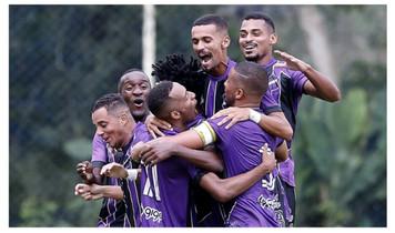 Roxinho de Campos vence o Tigre de Xerém na abertura da B1 2019