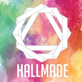 HKU Hallmade logo