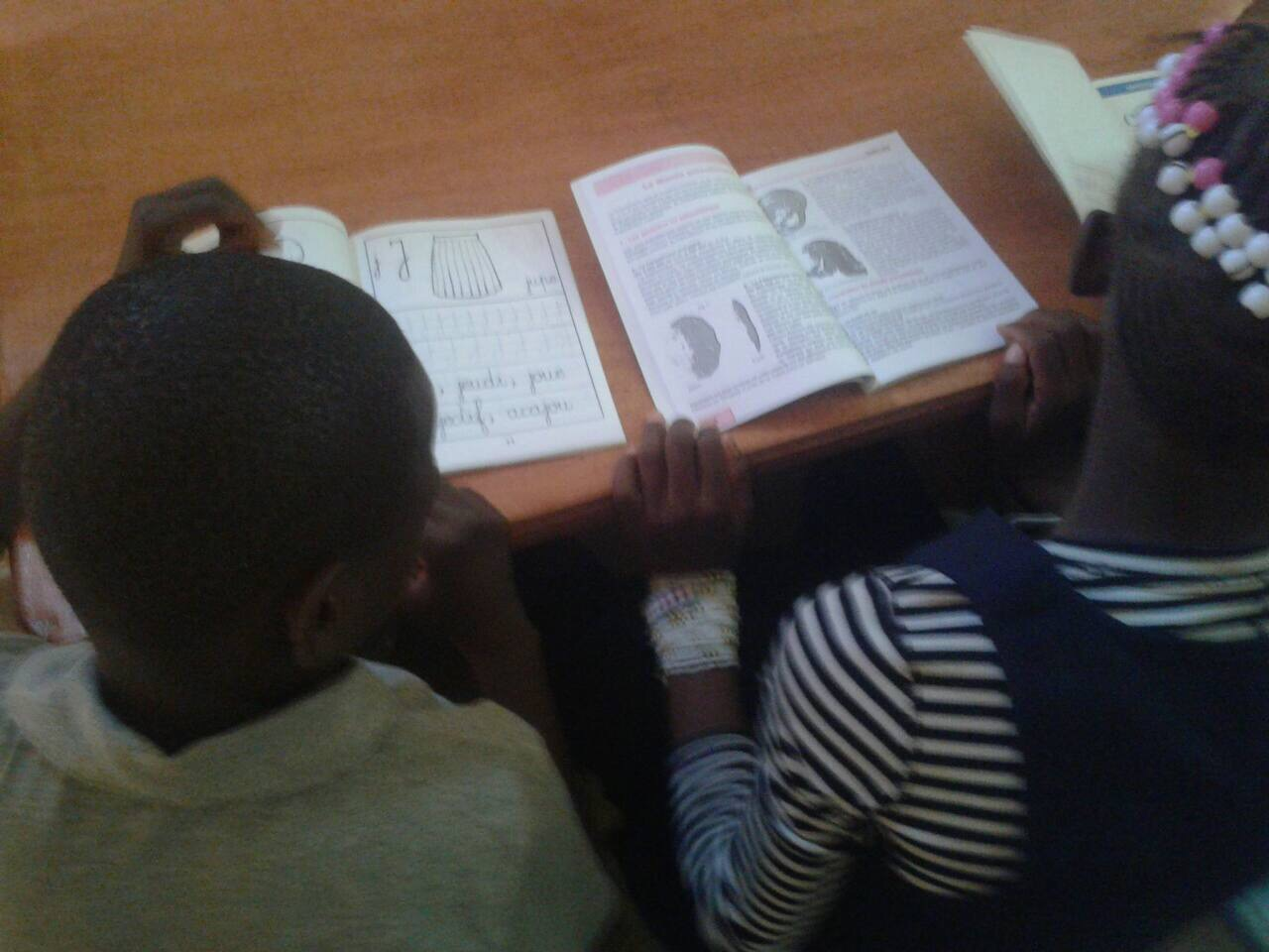 Tutoring Session