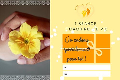 Carte cadeau coaching - 10€ de remise