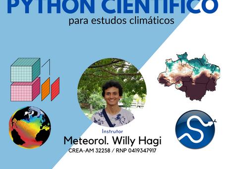 Curso - Introdução ao Python Científico para Estudos Climáticos