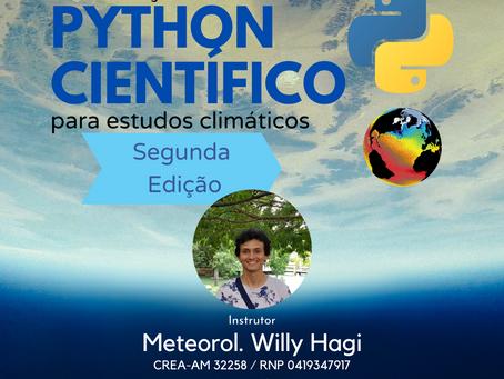 2ª Edição - Python Científico para Estudos Climáticos