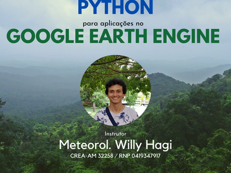 Introdução ao Python para Aplicações no Google Earth Engine