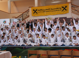 5. Taekwon-Do Kids Event
