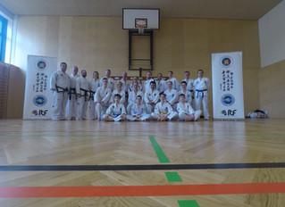 9. Nationales Taekwon-Do Seminar & Kup Prüfungen in Völkermarkt/Kärnten