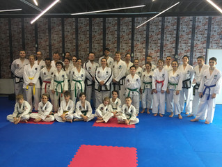 Pre-Arranged Sparring Seminar