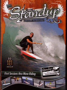 Standup Paddleboarding, by Real Watersports